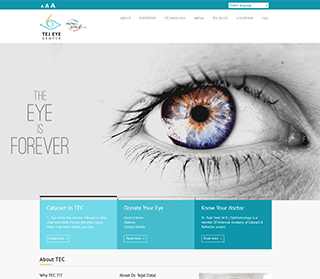 Tej Eye Center